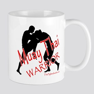 Muay Thai Warrior Mug